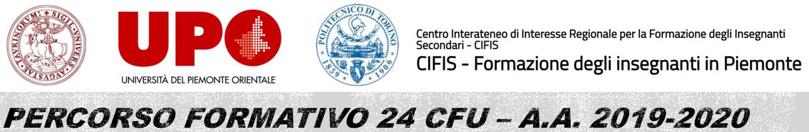 Locandina 24 CFU